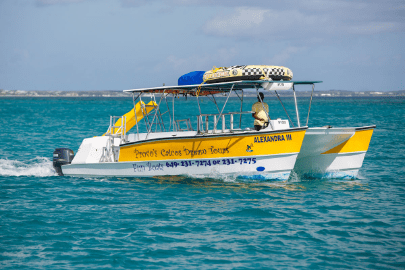 Cruise in Turks and Caicos Islands