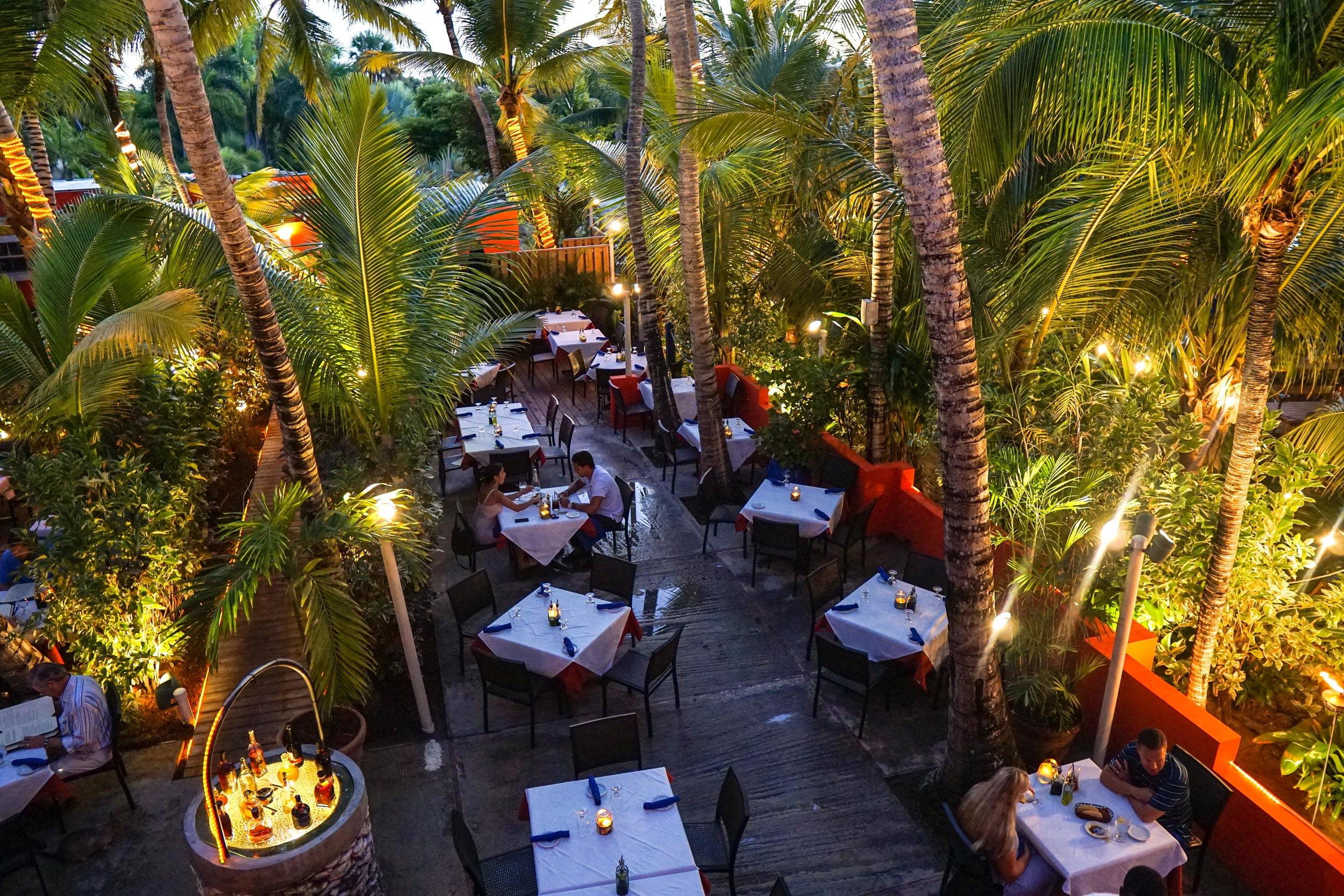 coco bistro turks caicos restaurant