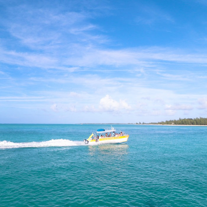 Private Charter Boat cruises to next destination